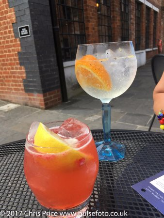 Whitchurch, UK: Cocktails