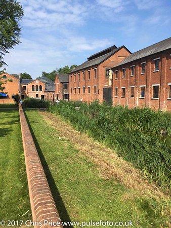 Whitchurch, UK: Laverstoke Mill