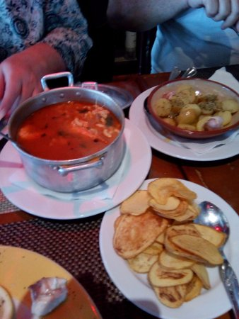 Reguengos de Monsaraz, Portugal: We tried different dishes