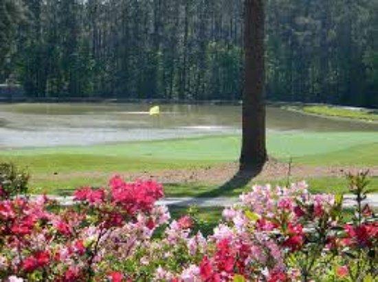 Jasper, TX: Rayburn Country Golf Course