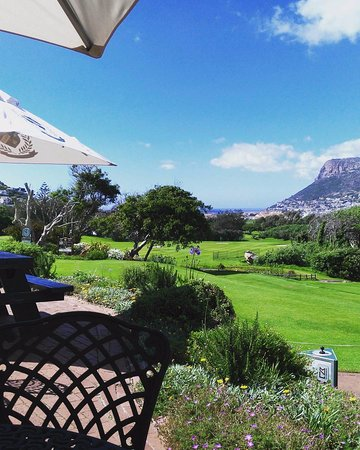Cape Town, Sudafrica: Our favorite Clovelly Country Club.