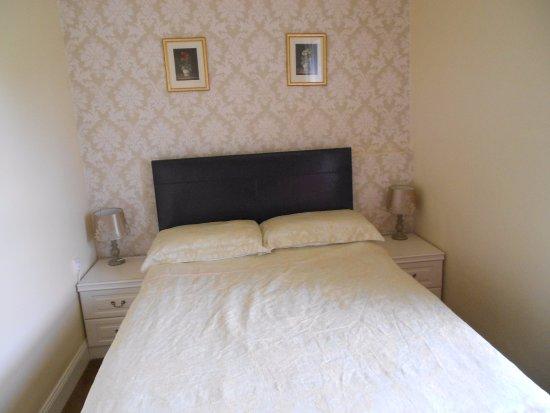 Crianlarich, UK: bed