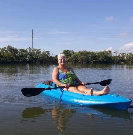 Kayaking Merritt Island Fl