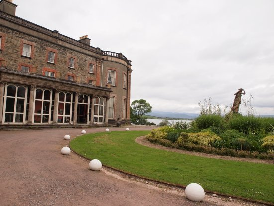 Bantry House & Garden: Side of Bantry House