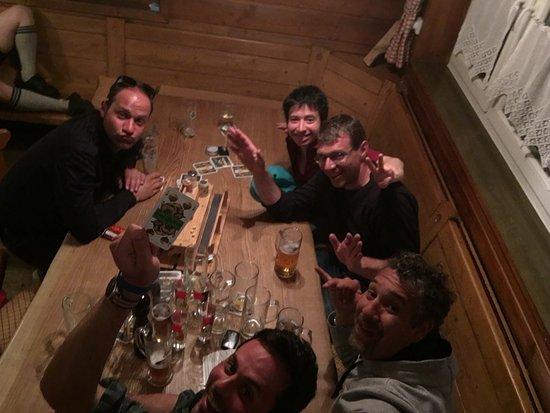 Missen-Wilhams, Deutschland: Fröhliches zusammen sein