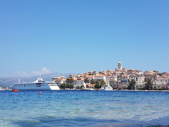 Korcula Island, Croatia: Old city