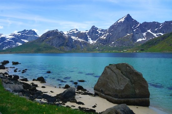 Nordland, Norway: Lofoten islands