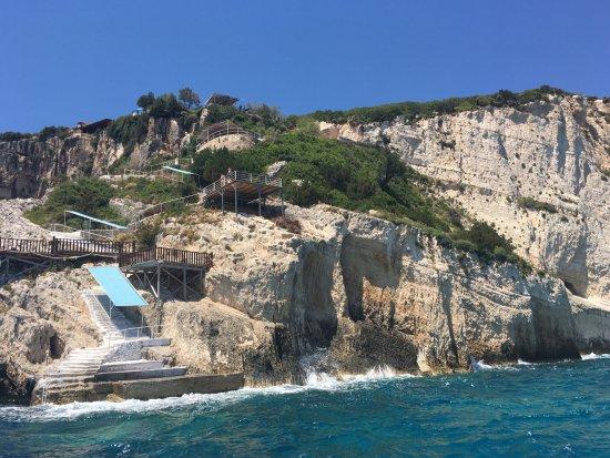 Agios Nikolaos, Grécia: jaskinie
