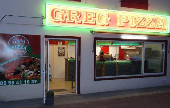 Greg pizza soustons restaurant avis num ro de for Restaurant soustons