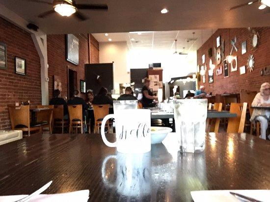 Roseburg, OR: Brix for breakfast