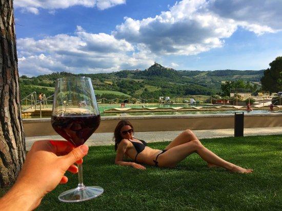 Bild von albergo posta marcucci bagno - Bagno vignoni hotel posta marcucci ...
