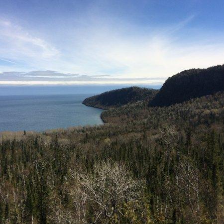 Grand Marais, MN: Lake Superior view