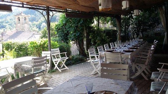 Ristorante Villa Le Maschere Resort Barberino Di Mugello