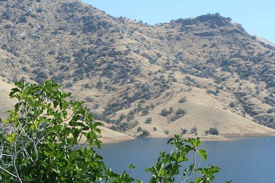 Lemon Cove, CA: Lake Kaweah