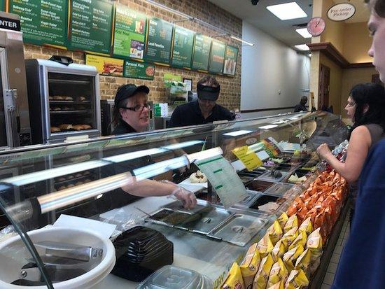 Carlstadt, NJ: Subway - Carlstedt NJ