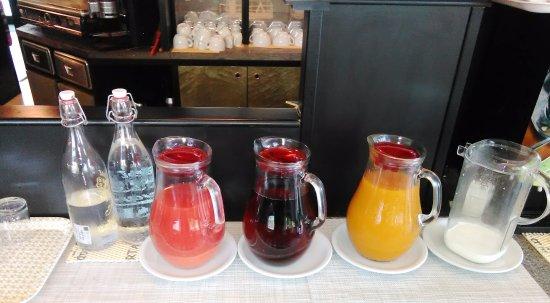 Lonate Pozzolo, Italy: Frühstück