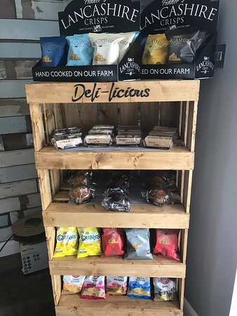 Ormskirk, UK: Deli-Licious