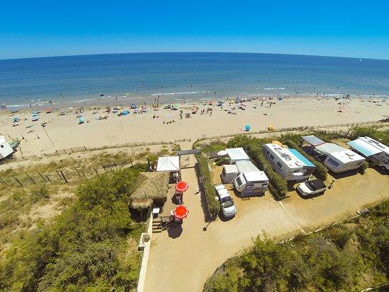 camping marseillan plage emplacement tente