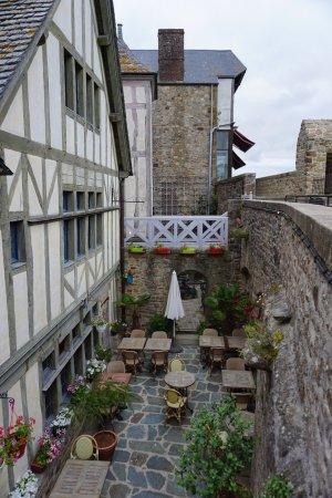 Abbaye du Mont-Saint-Michel: photo6.jpg