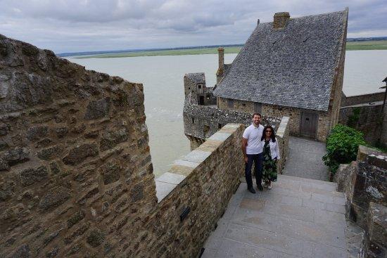 Mont-Saint-Michel, Frankrike: photo8.jpg