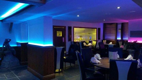 Prestwich, UK: interior 6