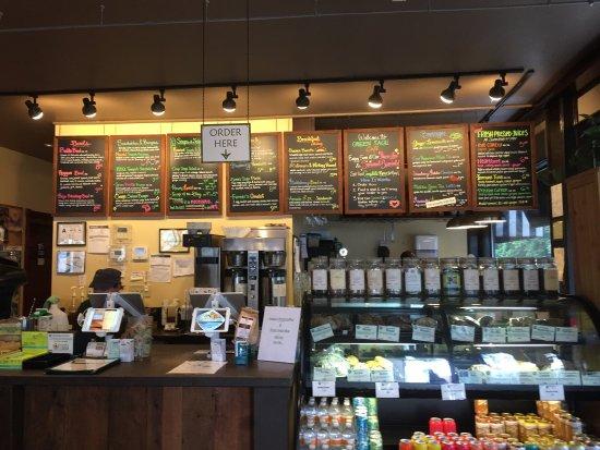 Cafe Express Menu North Street
