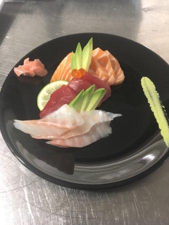 Caluire et Cuire, France: Sashimi