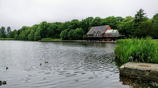 Llandrindod Wells, UK: Lake Park