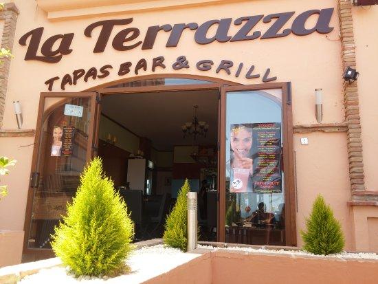 La Terrazza Tapas Bar Grill Benalmadena Restaurant