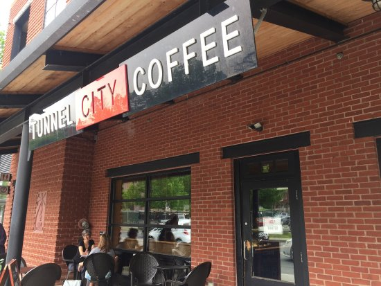 Tunnel City Coffee: photo0.jpg