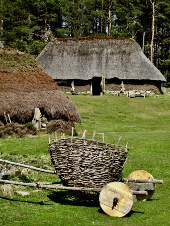 Newtonmore, UK: 1700's village