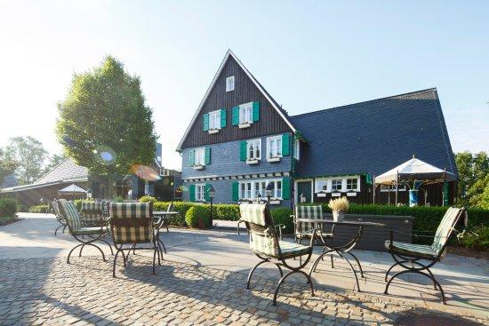 Landhaus Spatzenhof Restaurant, Wermelskirchen - Menü ...