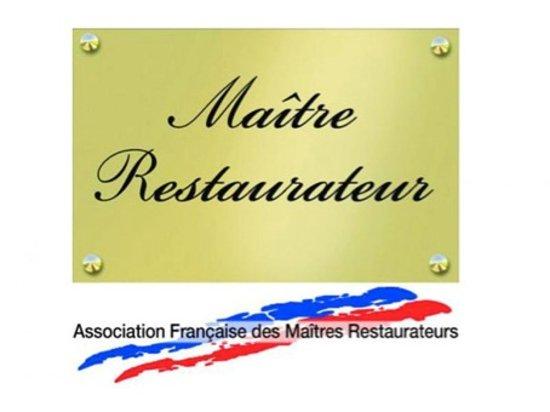 """Besse-et-Saint-Anastaise, Francja: Le chef """"Maître Restaurateur"""""""