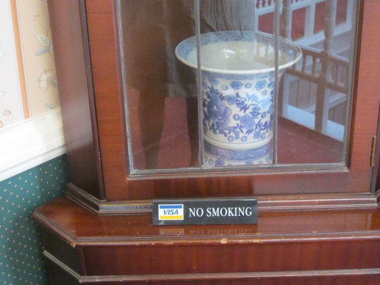The Robin Hill Hotel : Nichtraucherhotel, sehr gut