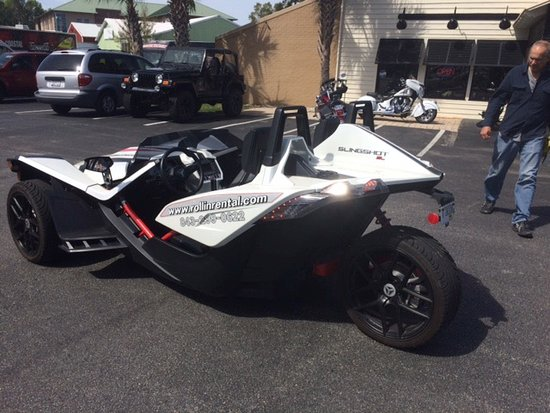 Murrells Inlet, SC: Slingshot SL - Limited addition