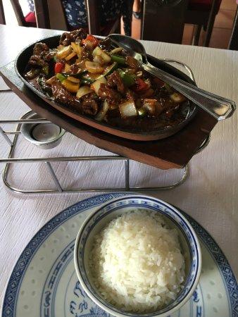 Lotus Garden : beef hotpot