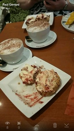 Zugers Tea Rooms Chester Restaurant Reviews Phone