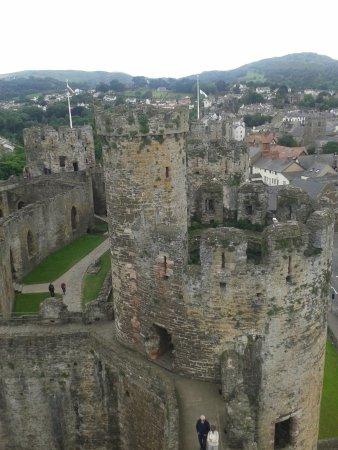 Conwy Castle: Conwy Castle