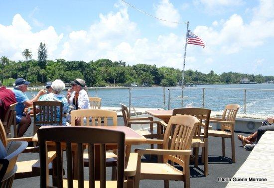 Island Princess Cruises: Open Air Upper Deck
