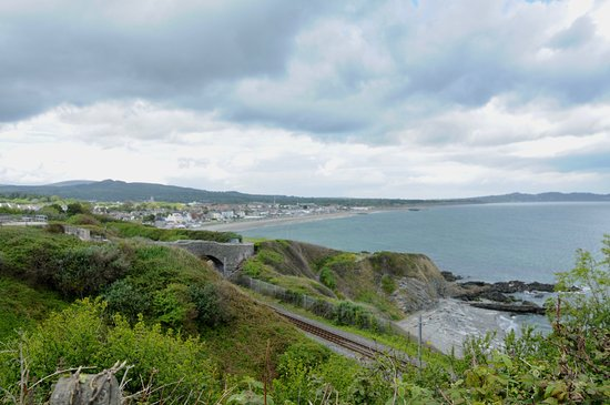 Bray, Ireland: decent views