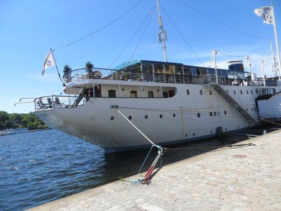 Malardrottningen Yacht Hotel and Restaurant: Albergo