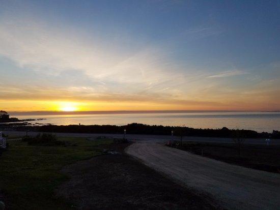 Rye, NH: Sunrise