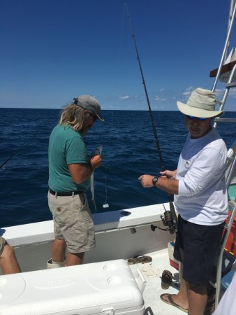 Keep on bobbin fishing charters cape canaveral fl for Cape canaveral fishing charters