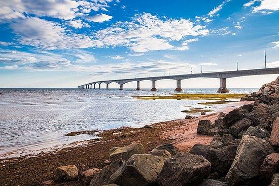 Charlottetown, Canada: Confederation Bridge - on the South Shore tour!