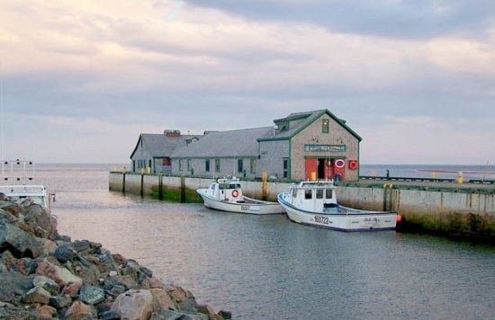 Charlottetown, Canadá: Victoria by the Sea - on the South Shore tour!