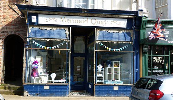 Mermaid Quay