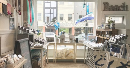 South Portland, ME: Beachdashery Interior 3