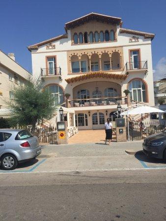 Precioso hotel photo de hotel casa vilella sitges tripadvisor - Casa vilella sitges ...