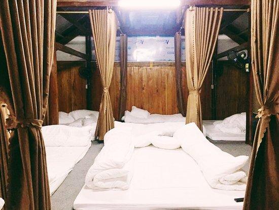 Lao Cai, Vietnã: Phòng nghỉ thoáng mát sạch sẽ