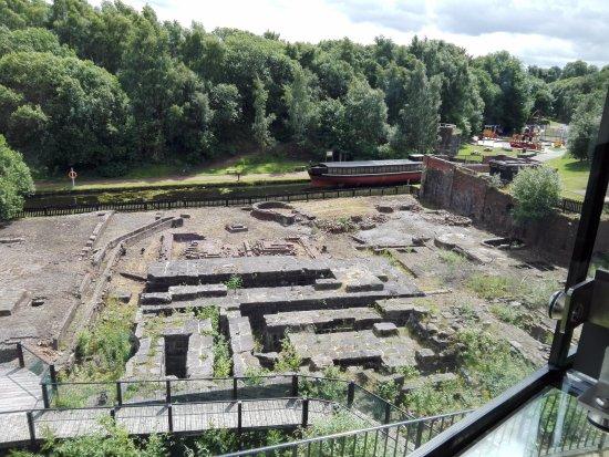 Coatbridge, UK: old iron works